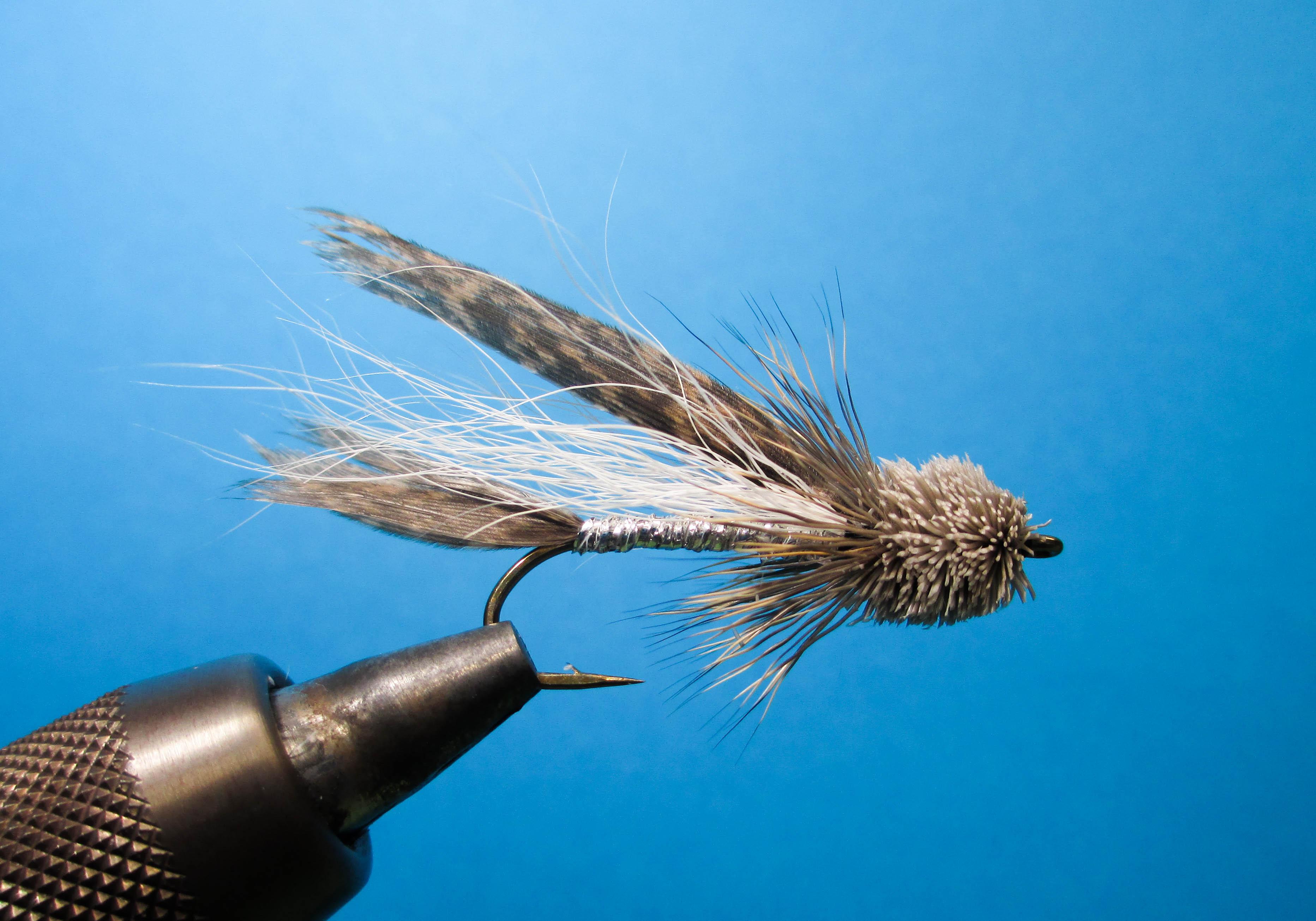 Muddler Minnow RECETAS-1031