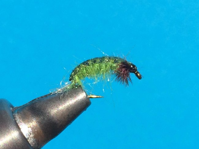 Barr´s Net Builder Caddis-5178