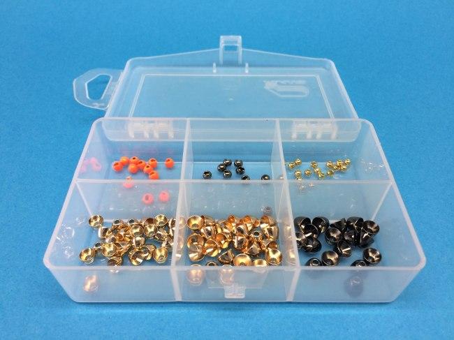 Comp Box Beads & Cones