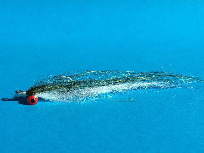 Krarup's Diamond Hair Minnow